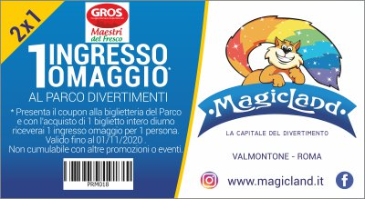 MagicLand 2020 Coupon preview
